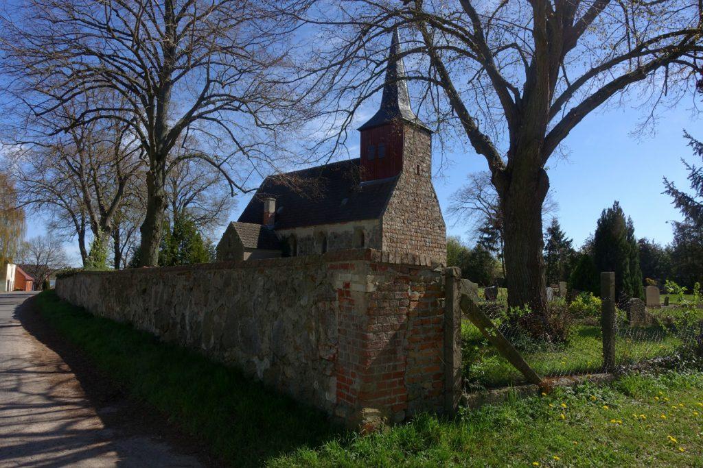 Feldsteinkirche von Röpersdorf.