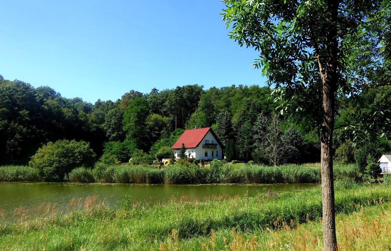 Kieselwitzer Mühle im Schlaubetal.