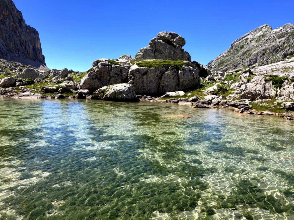 Im Tal der Sieben Seen.