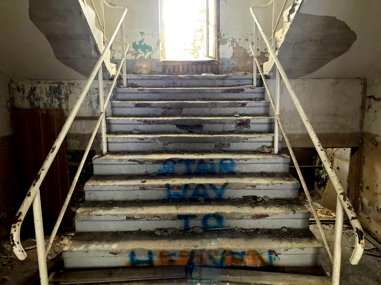Lost Place Vogelsang Brandenburg